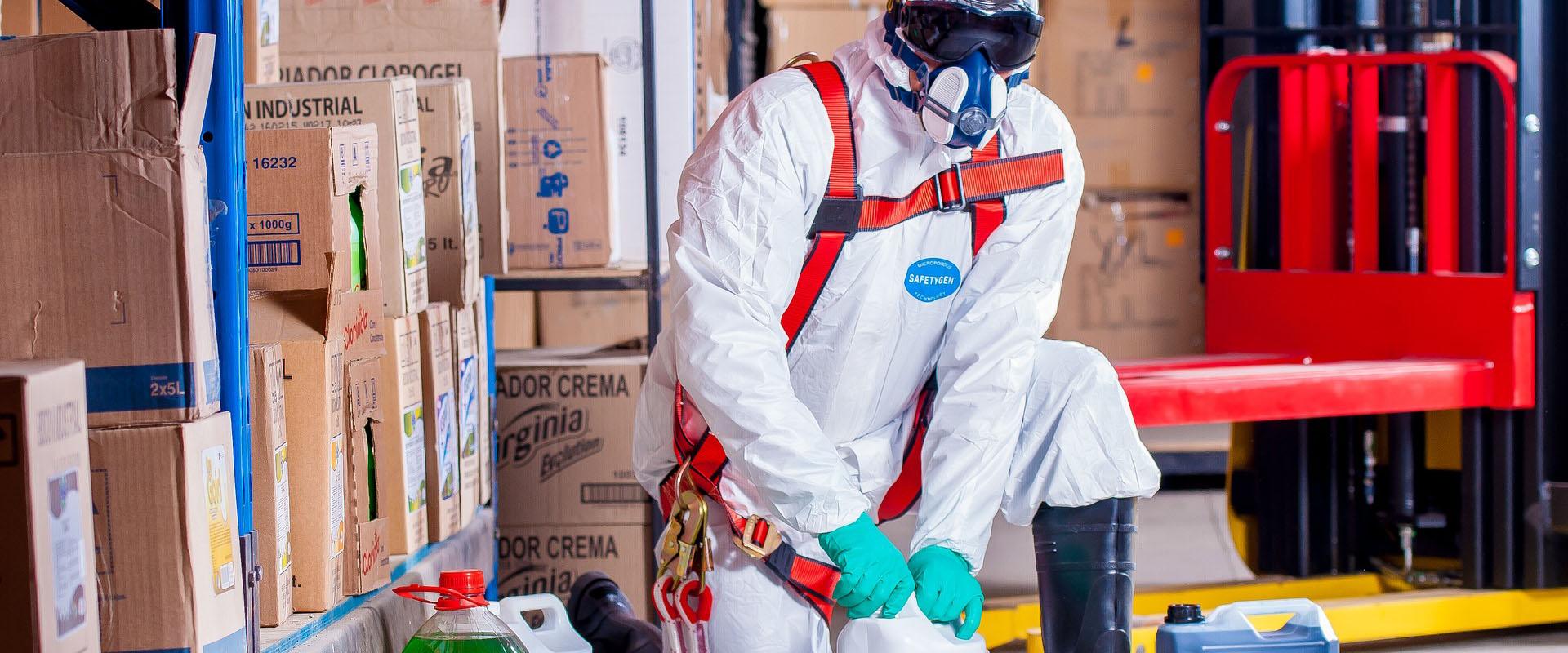 Dezinfekcia a sanitácia priestorov