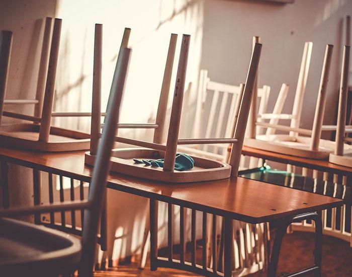 Dezinfekcia škol, administratívnych a verejných budov