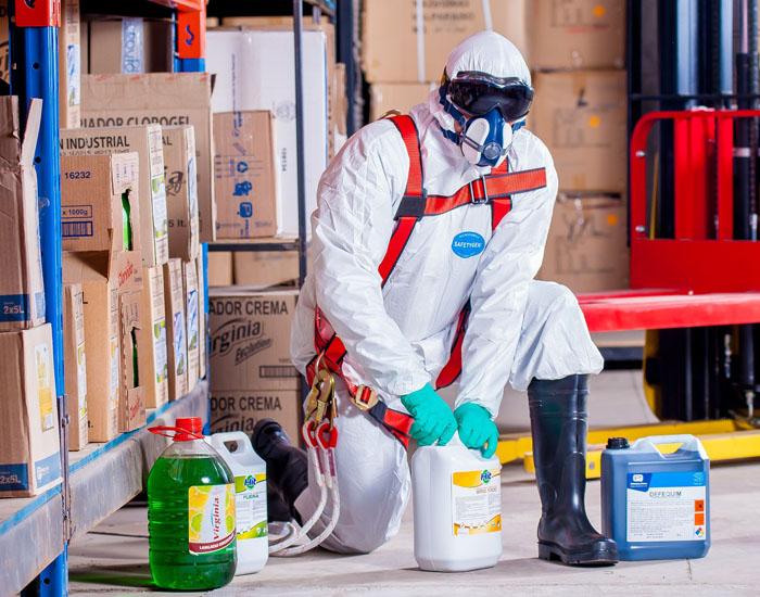 Profesionálna dezinfekcia priestorov proti vírusom