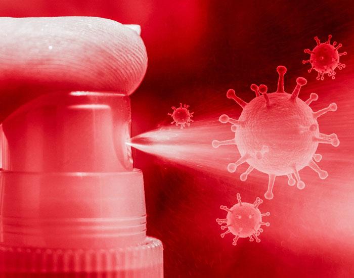 Dlhodobá ochrana proti vírusom - dezinfekcia priestorov